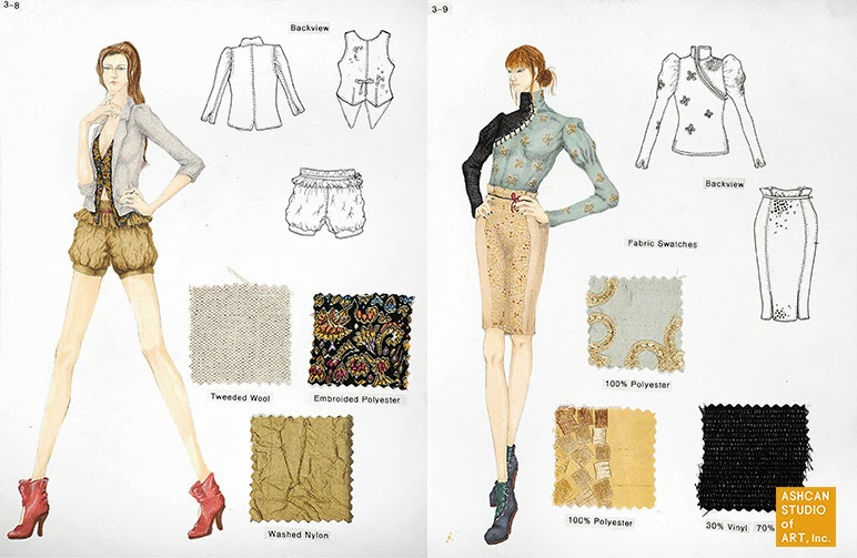 Fashion Design college subject test requirements