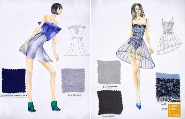 Fashion Design subjects to take in college for editing