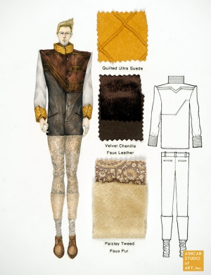 Fit Portfolio Requirements Ashcan Studio Of Art