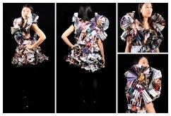 10.Magazine Dress