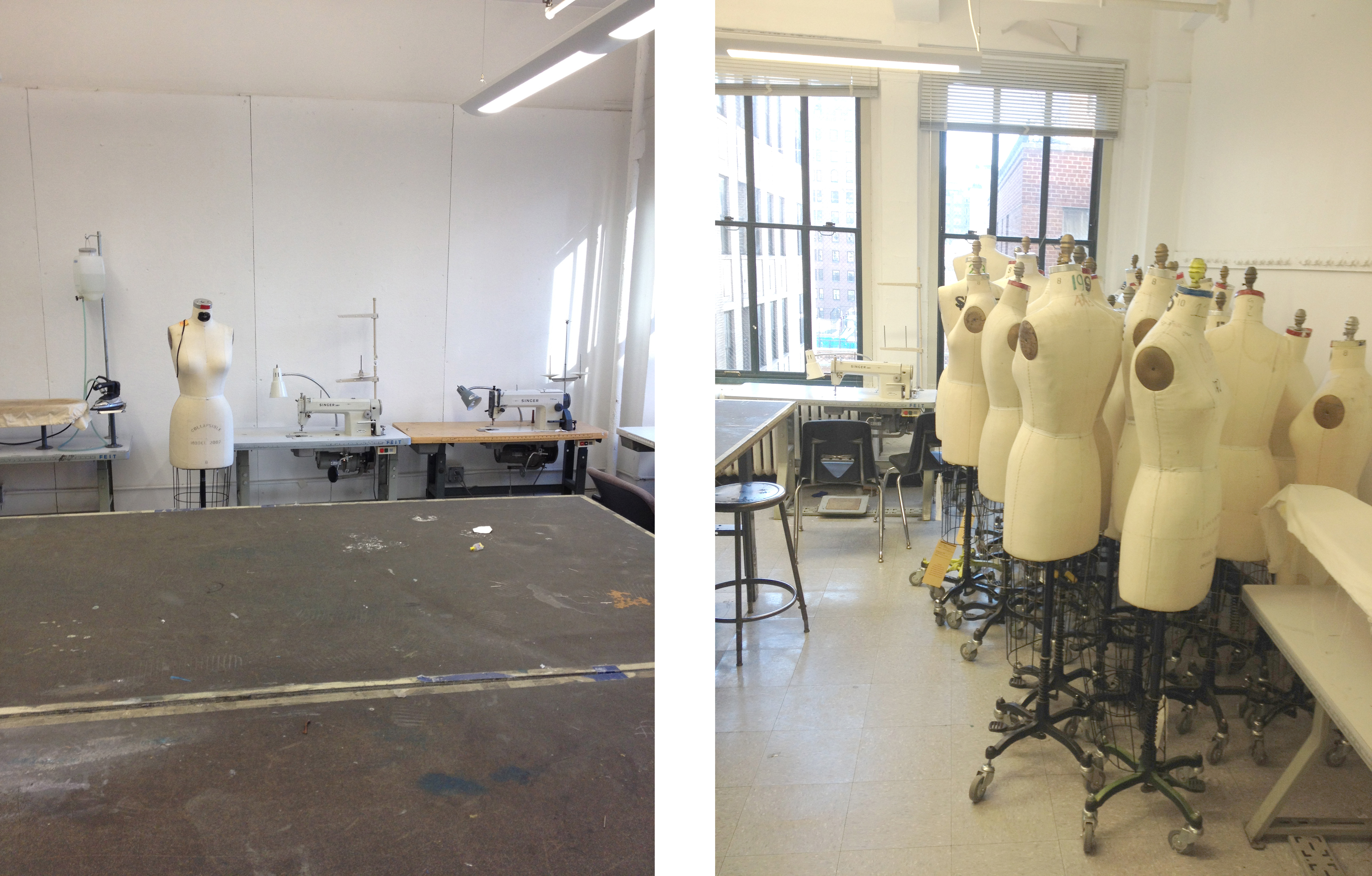 Parsons Fd Fashion Design Classroom Parsons Interior Design Associates Degree