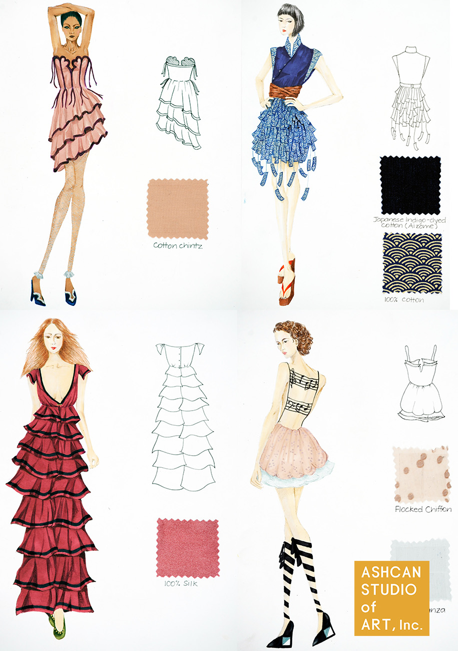 Terms of fashion design 48