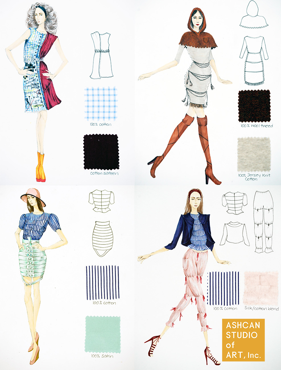 essay for fit fashion design Check out these top fashion design schools and tips on picking the right  fit is  perhaps the most famous school for those aspiring to enter the.