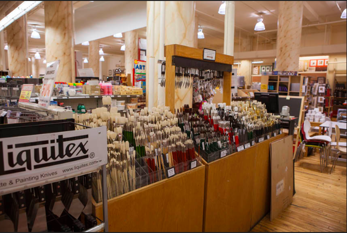Art supply queens art supply stores for Craft stores greenville nc