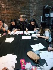 AUB Character Design Workshop