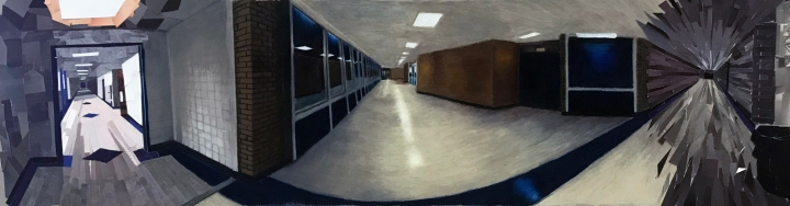INTERIORS for your ART PORTFOLIO- Outstanding ACCEPTED Student Examples