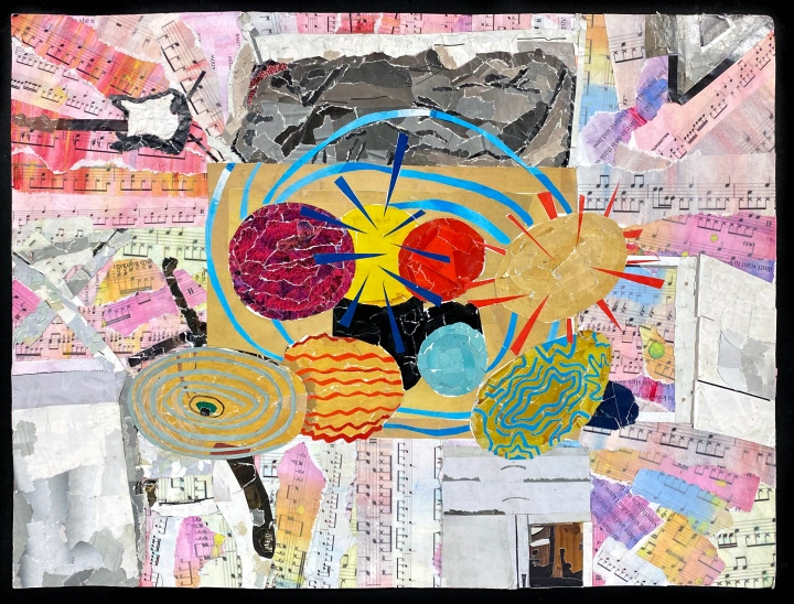 Collage for you ART PORTFOLIO- Accepted Student Work- SVA, PRATT, RISD, COOPER UNION, PARSONS, FIT